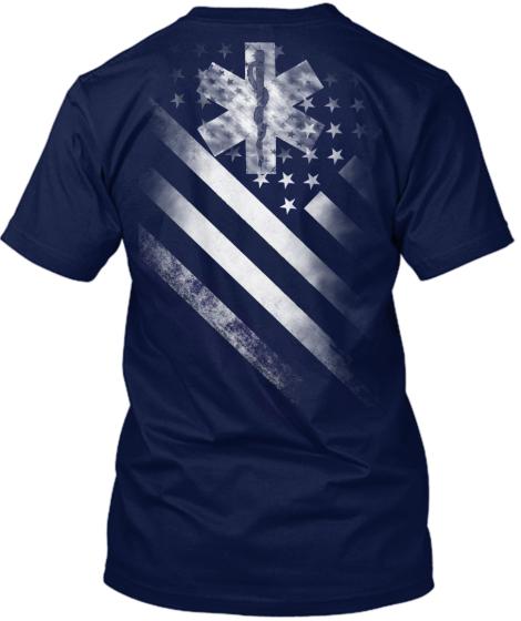 Star Of Life Flag Clothing I Like Emt Shirts Paramedic Gifts