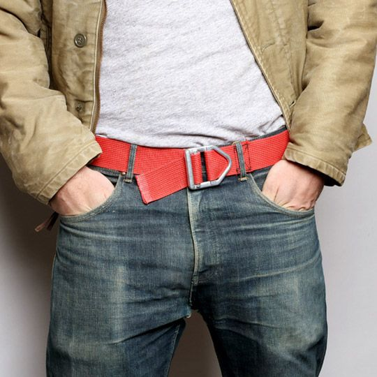 Best Made Company Kevlar Smokejumper Belts