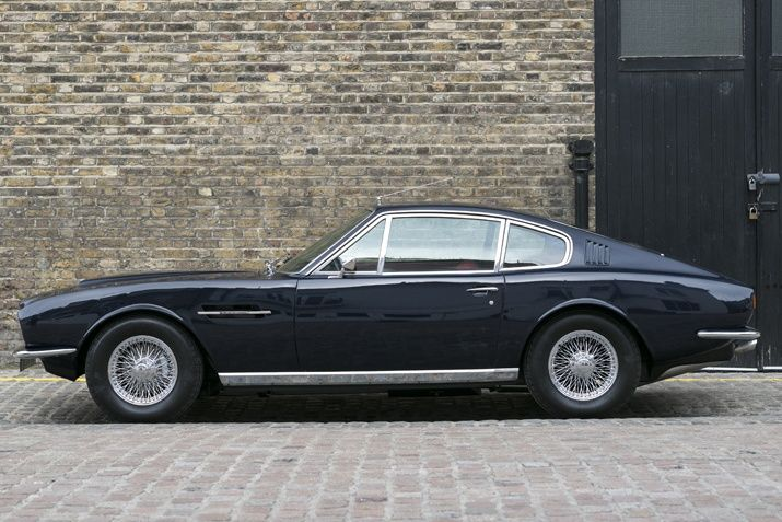 1969 Aston Martin Dbs Vantage Zf 5 Speed Uk Supplied Correct Matching Numbers
