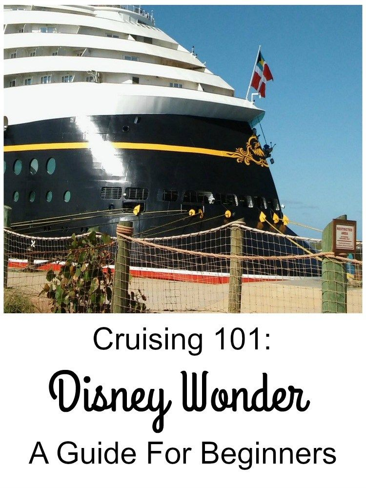 Disney cruise line tips from a newbie travel