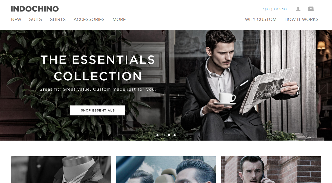 A fashion website - Image Result For Male Fashion Web Banner