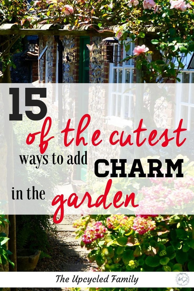 15 Must Try DIY Garden Art Ideas #gartenrecycling