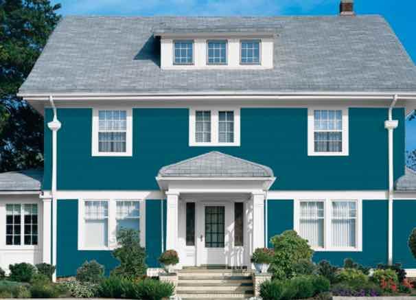 46+ Exterior house paint color ideas 2021 ideas