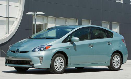 2017 Toyota Prius Plug In Hybrid Gets California Car Pool Lane Access