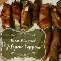 Linked to: rchreviews.blogspot.com/2015/07/bacon-wrapped-cream-cheese-stuffed.html