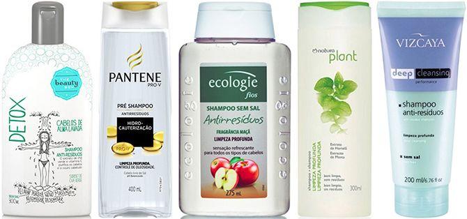 shampoo antirresíduos pantene the beauty box detox ecologie natura plant vizaya