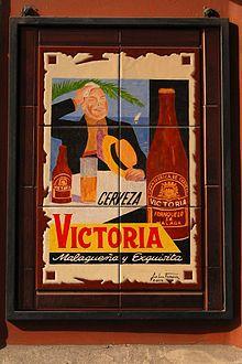Victoria Es Una Marca De Cerveza Rubia Fundada En 1928 Por Luis