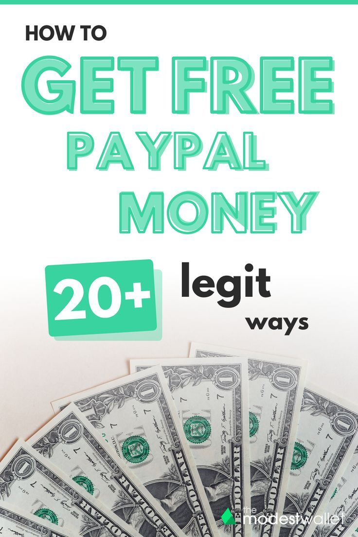 Free PayPal Money 20 Legit Ways to Earn PayPal Cash Now