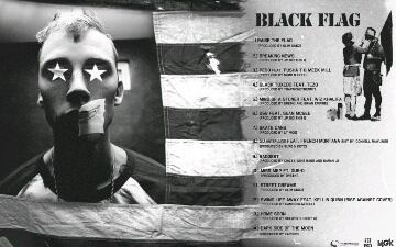 Track List Mgk The Wiz Black Flag