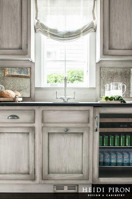 Transitional Beach House Kitchen Style Home Bunch An Interior Design Luxury Homes Blo Grey Kitchen Designs Glazed Kitchen Cabinets Kitchen Cabinet Design