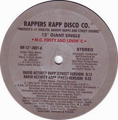 Funk-Disco-Soul-Groove-Rap: Arcade Gang feat  Rich Cason