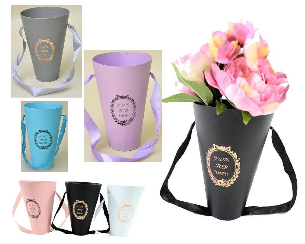 Pudelko Na Kwiaty Duze Box Flowers Prezent Slub 6818447570 Oficjalne Archiwum Allegro Glassware Tableware Mugs