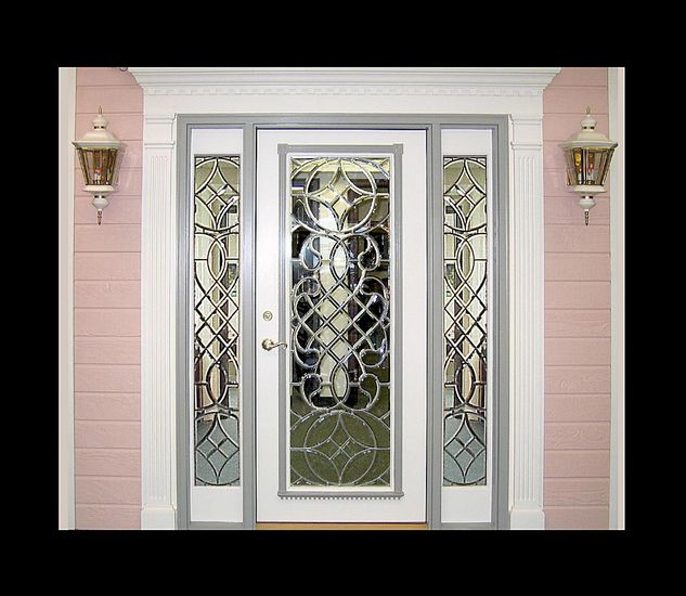 Wood Front Entry Doors With Glass. Our Talented Artisans Share A Passion  For Both Woodwork And Glasswork, And Our Studios For Glass And Wood Contain  The ...