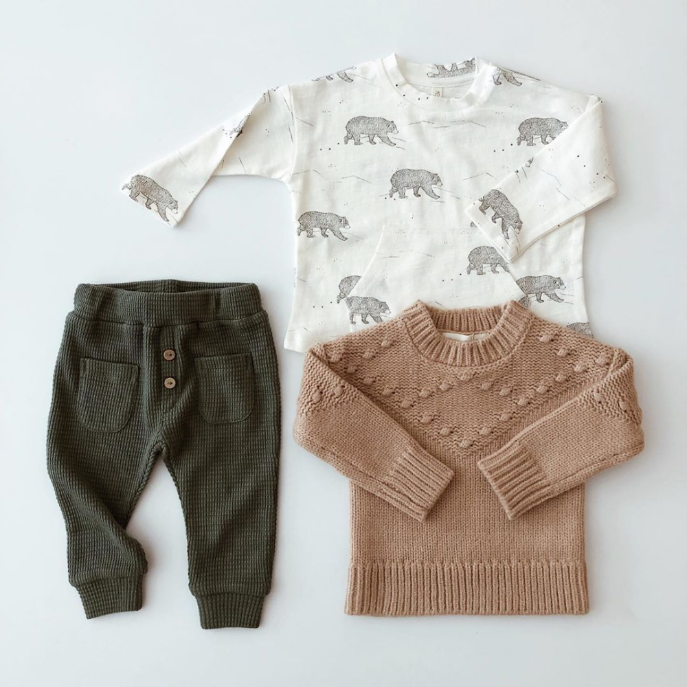 Photo of baby boy winter clothes
