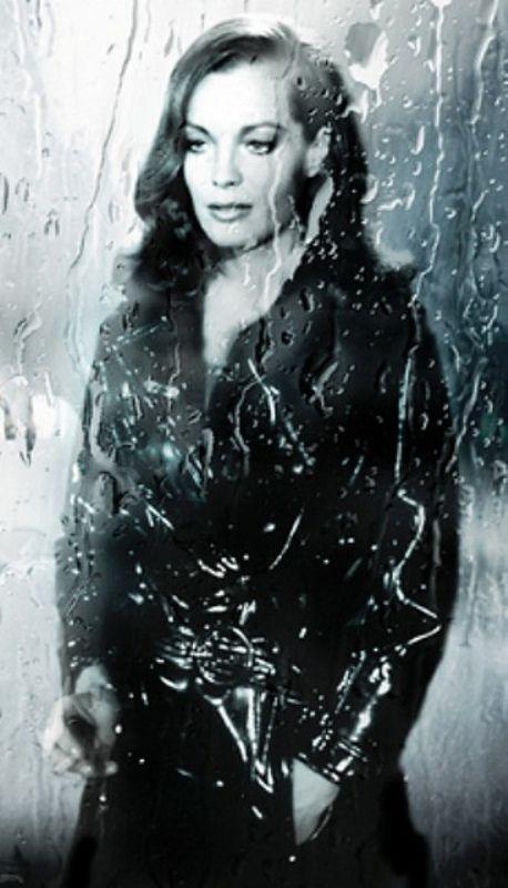 Romy Schneider (died 1982 - age 43) in the movie: Max et les Ferrailleurs (1971)