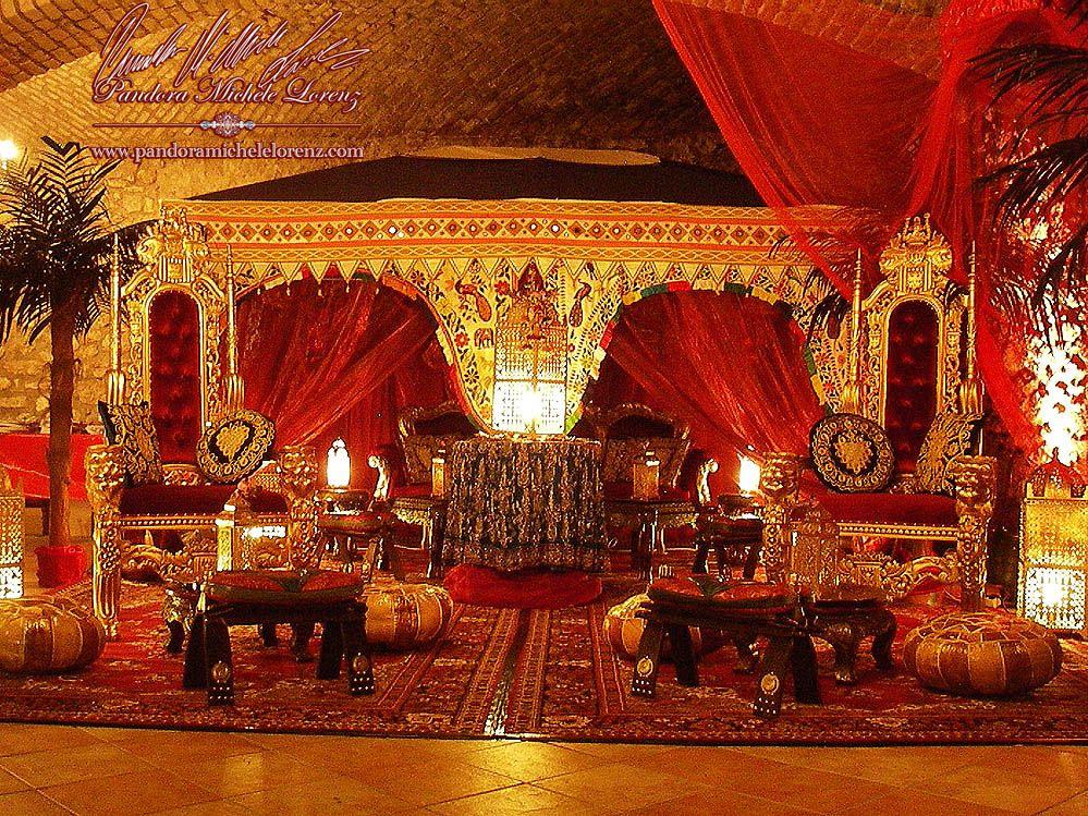 Orientalische indische asiatische luxus dekorati - Orientalische einrichtung ...
