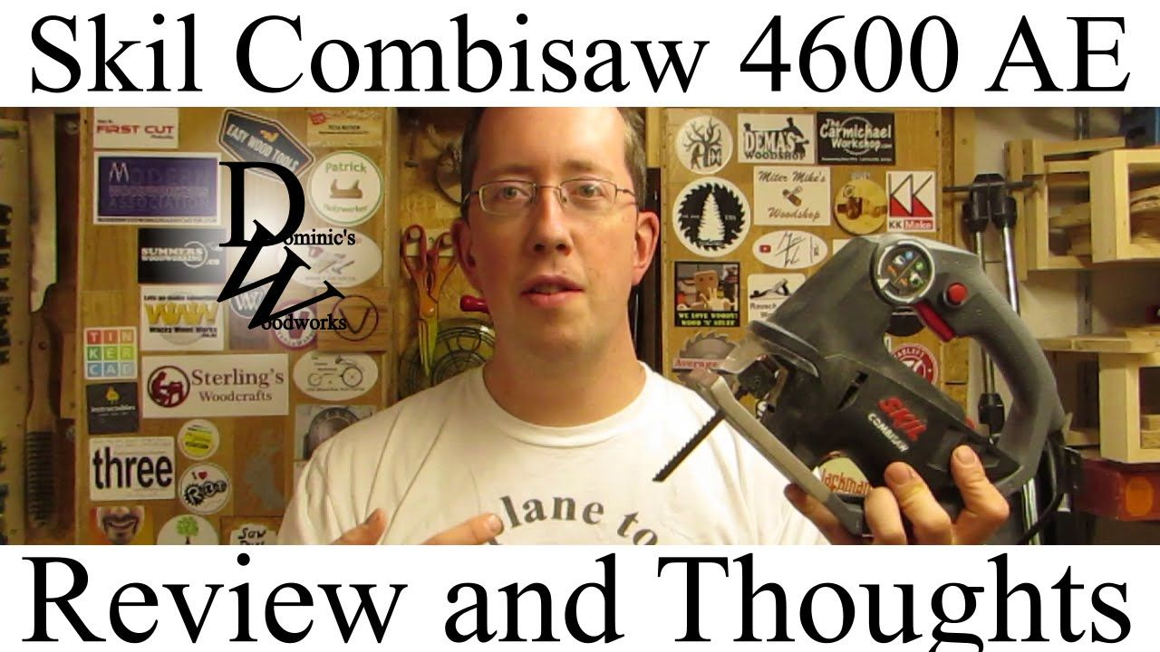 skil combisaw 4600 ae - review and thoughts | skil diy power tools