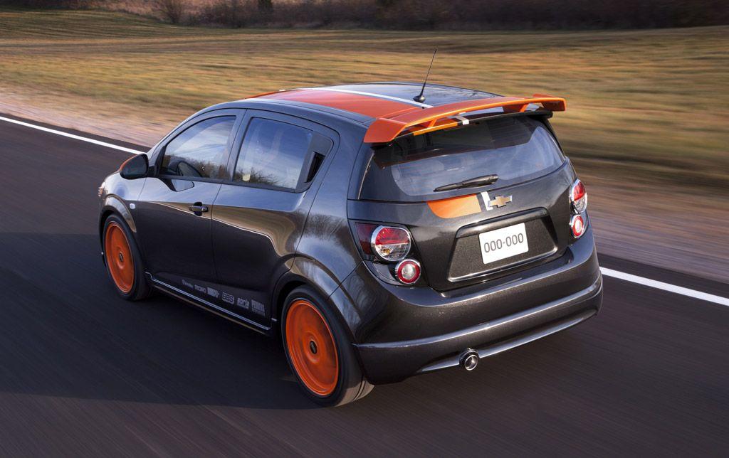 2012 Chevrolet Sonic Z Spec Chevrolet Sonic Chevy Sonic Chevrolet