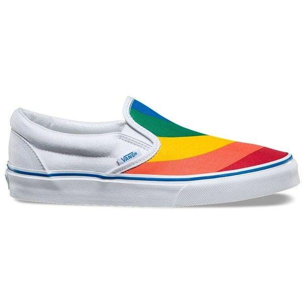 scarpe vans raimbow