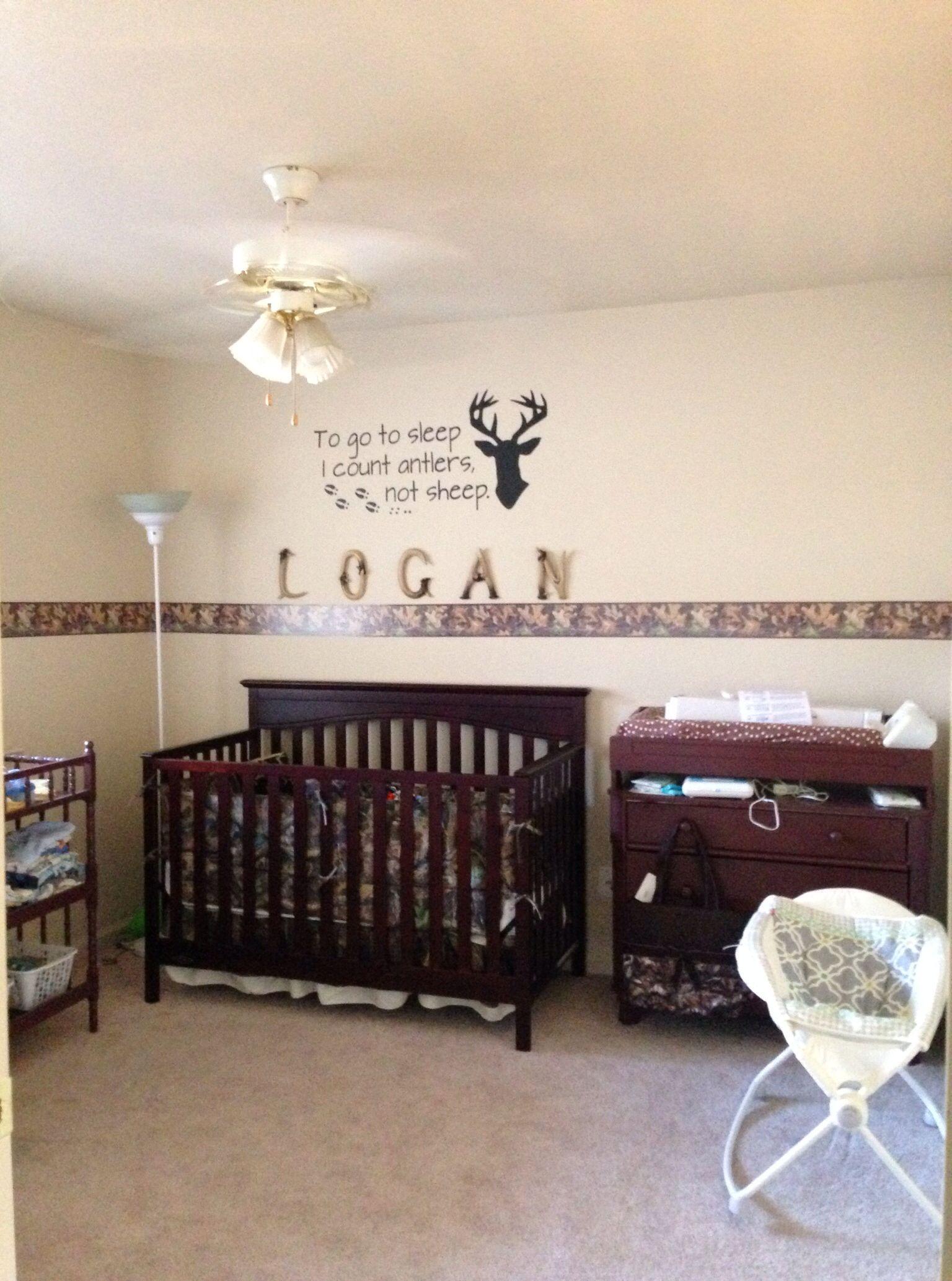 Camo Nursery Camo Baby Stuff Camo Nursery Baby Boy Room Themes