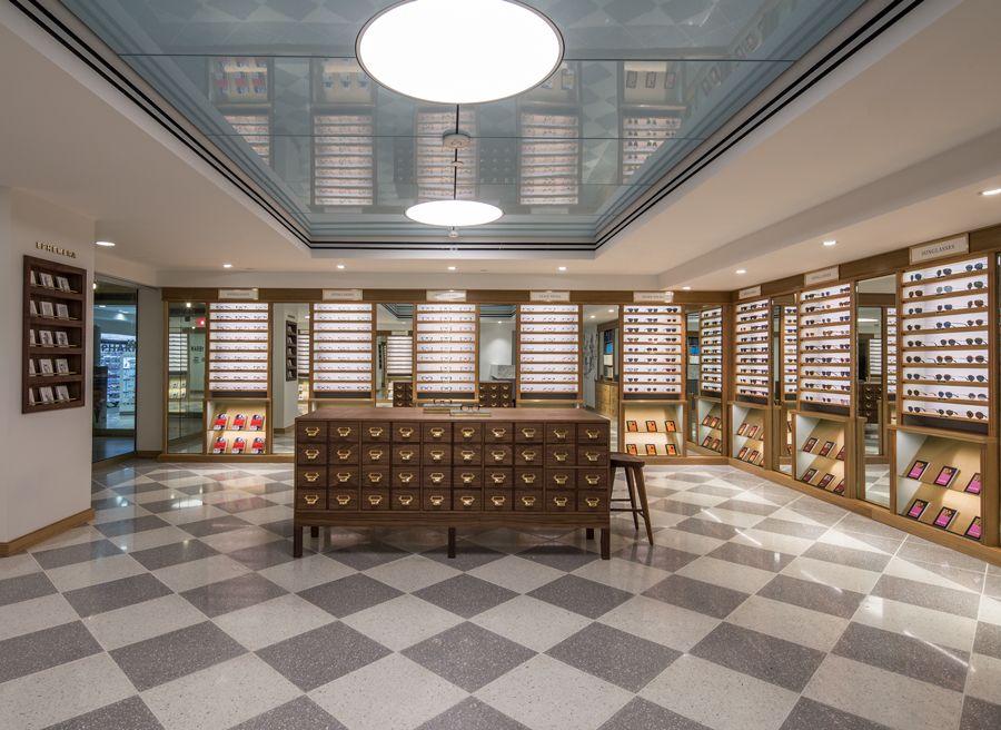 6215e585e51 Warby Parker - Grand Central Pop-up