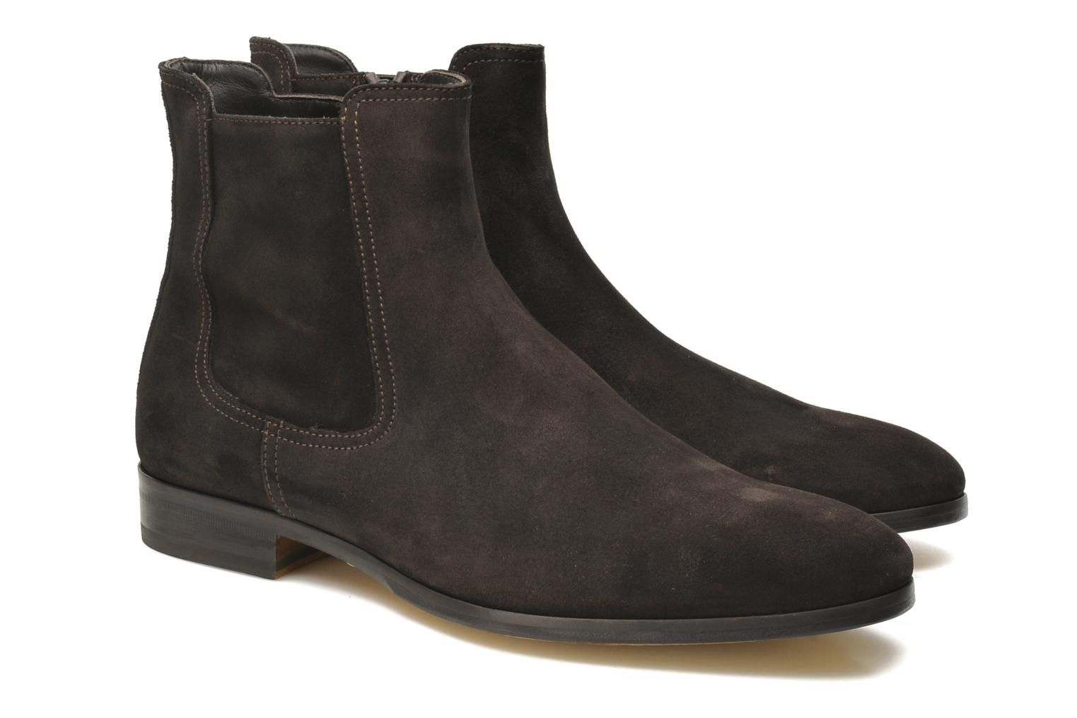 77ebea9ad Doucal's Topeka (Marron) - Bottines et boots chez Sarenza (201565 ...