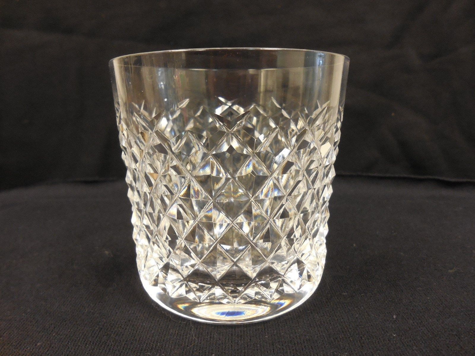 Vintage waterford crystal old fashioned glasses alana pattern vintage waterford crystal old fashioned glass alana pattern introduced in 1952 gothic w this reviewsmspy