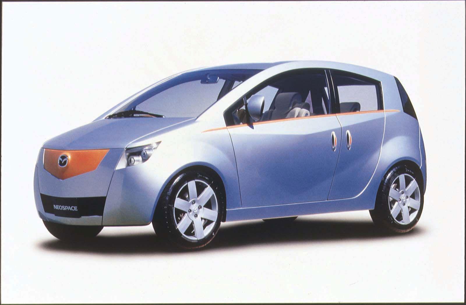 1999 Mazda Neospace Concept | Car Design! | Pinterest | Mazda and Cars