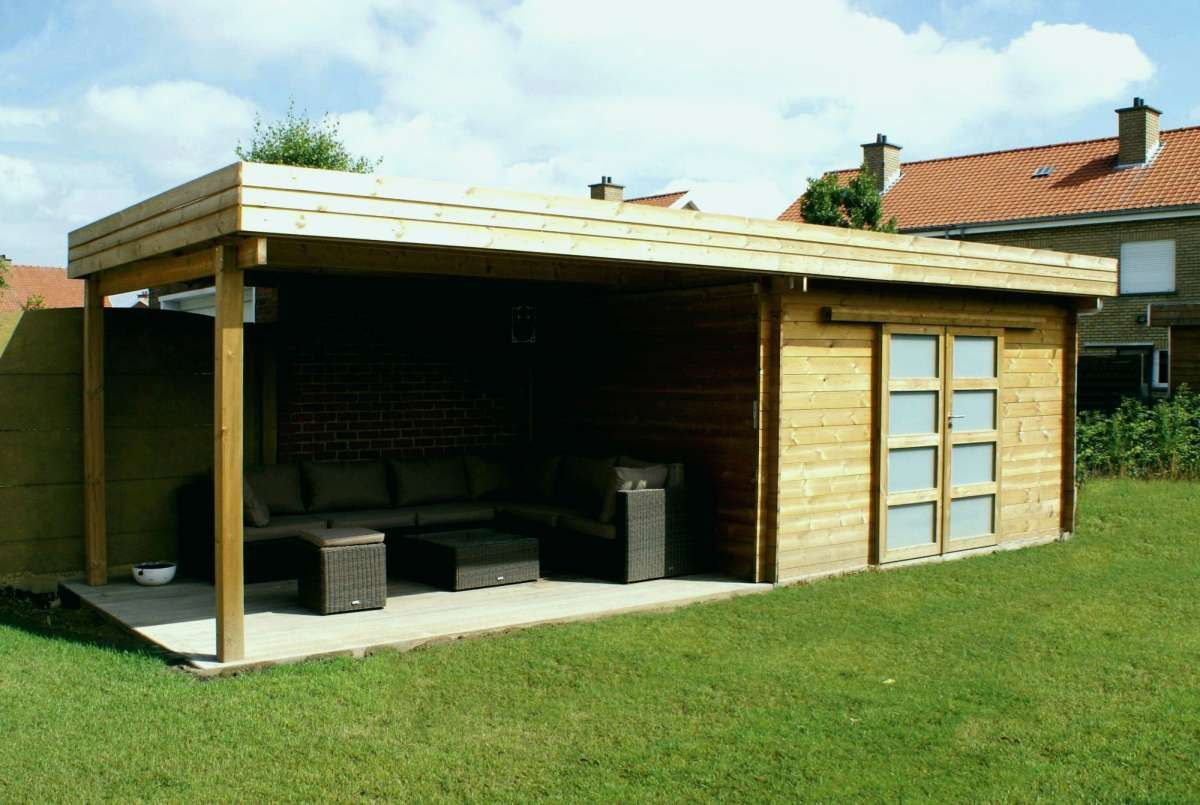 Abri De Jardin En Pin Douglas 16+ abri de jardin beton prix - - | douglas house, outdoor