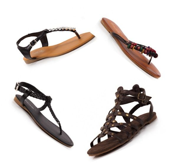 2543bf15e2c6 Trendy Sandals and Flip Flops for Women ~ up to 59% off!  5.50+  ~ at  TheFrugalGirls.com  sandals