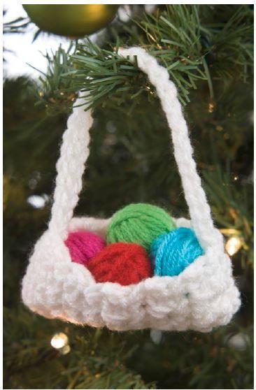 The Crocheter\'s Favorite Ornament   Häkeln