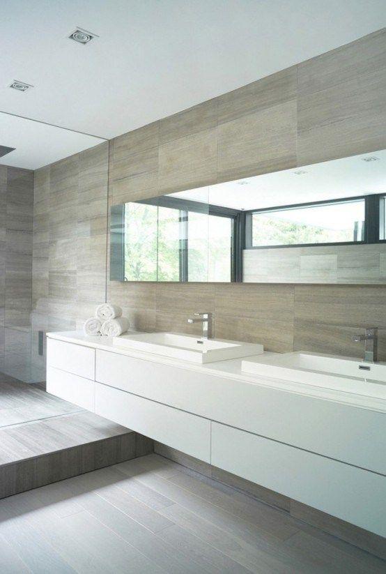 astounding calming modern minimalist bathroom white | calm-and-neutral-bathroom-designs-4-554x823 - domidizajn ...