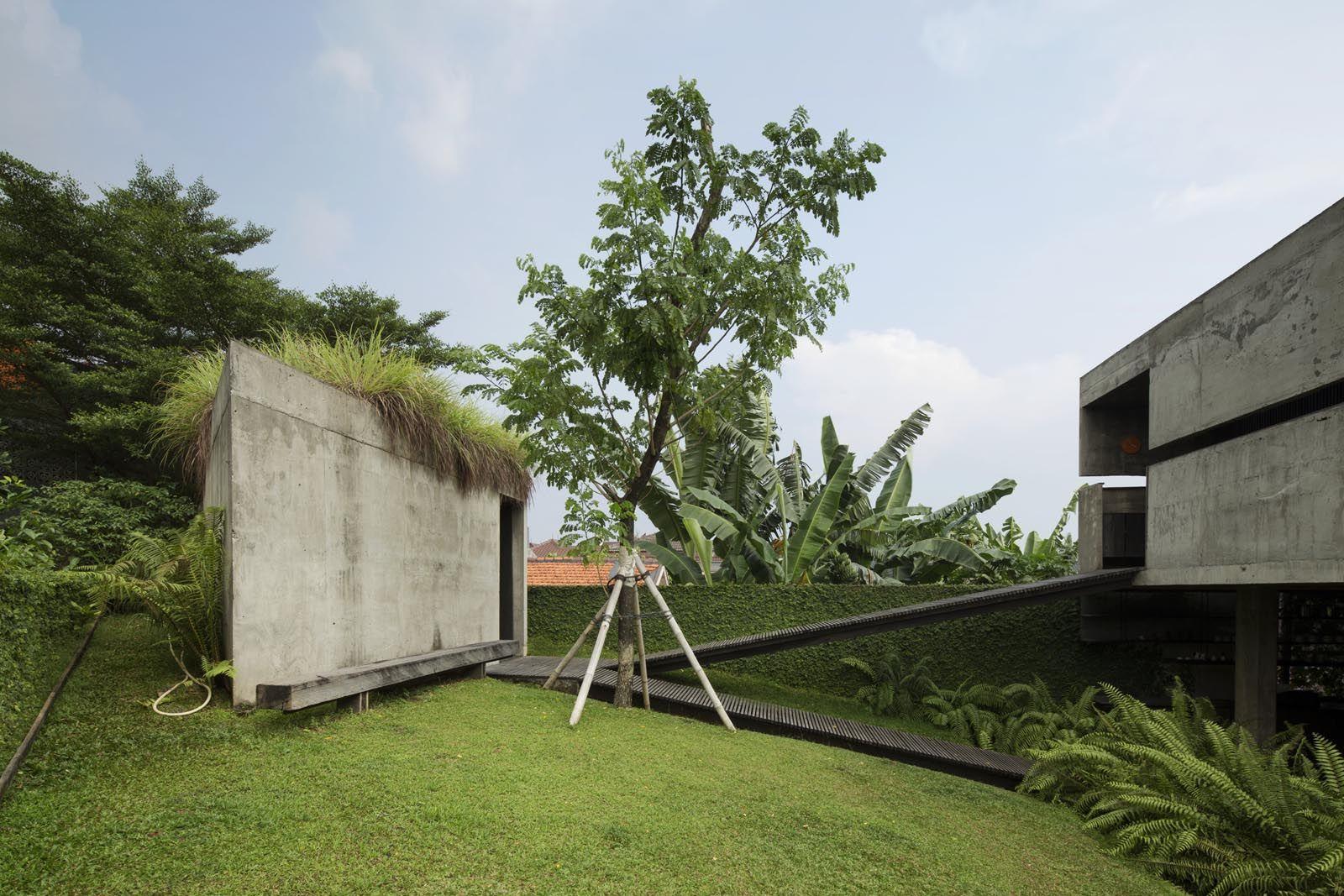 Uncube Andra Matin House Jakarta Andra Matin Pinterest - Modern house jakarta