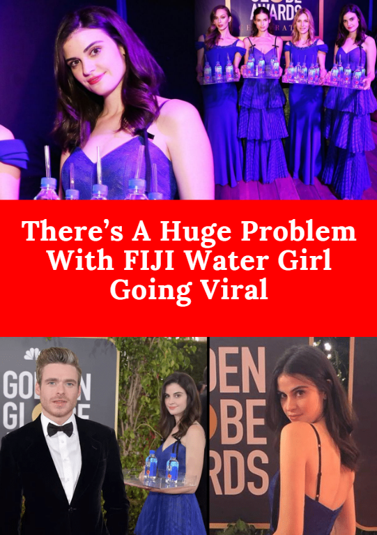 There S A Huge Problem With Fiji Water Girl Going Viral
