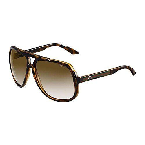 7de5272423 Gucci GG1622 S Sunglasses 0791 Havana (9M Pink Orange Gradient Lens) 63mm  any