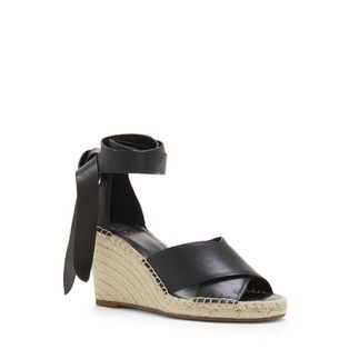 bf834df6704 Vince Camuto Leddy – Espadrille Wedge Sandal-Color  MELON DAIQUI TRUE SUEDE   59.99