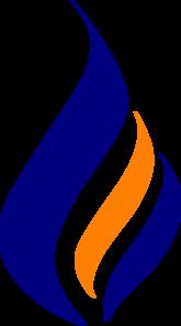 blue flame logos red orange logo flame clip art vector clip art rh pinterest com flame logo maker flame logo meaning