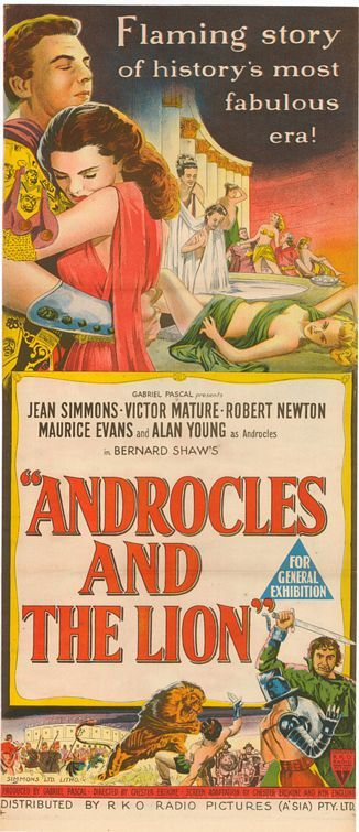 Watch Androcles and the Lion Full-Movie Streaming