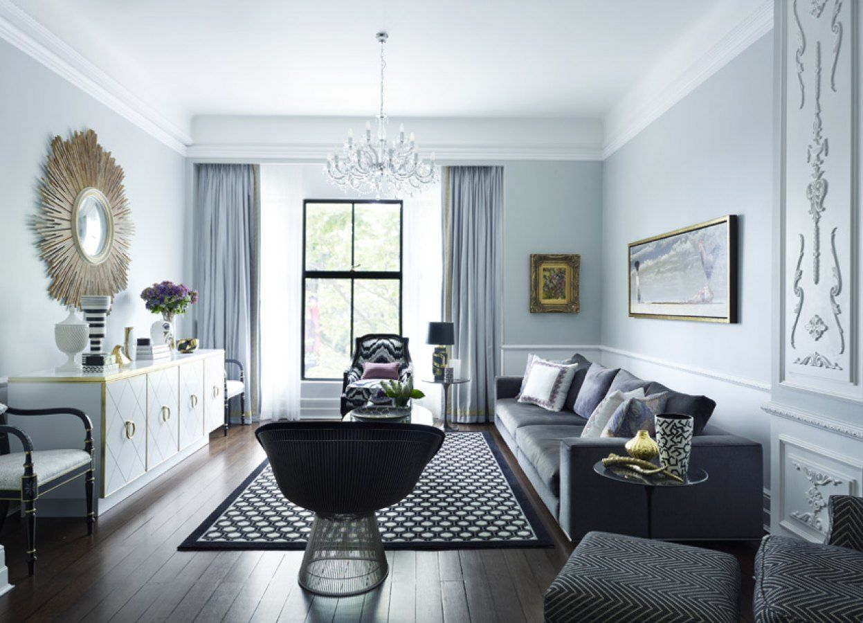 Furniture Ideas For An Elegant And Refined Living Room Grey Sofa Living Room Living Room Grey Gray Sofa Living