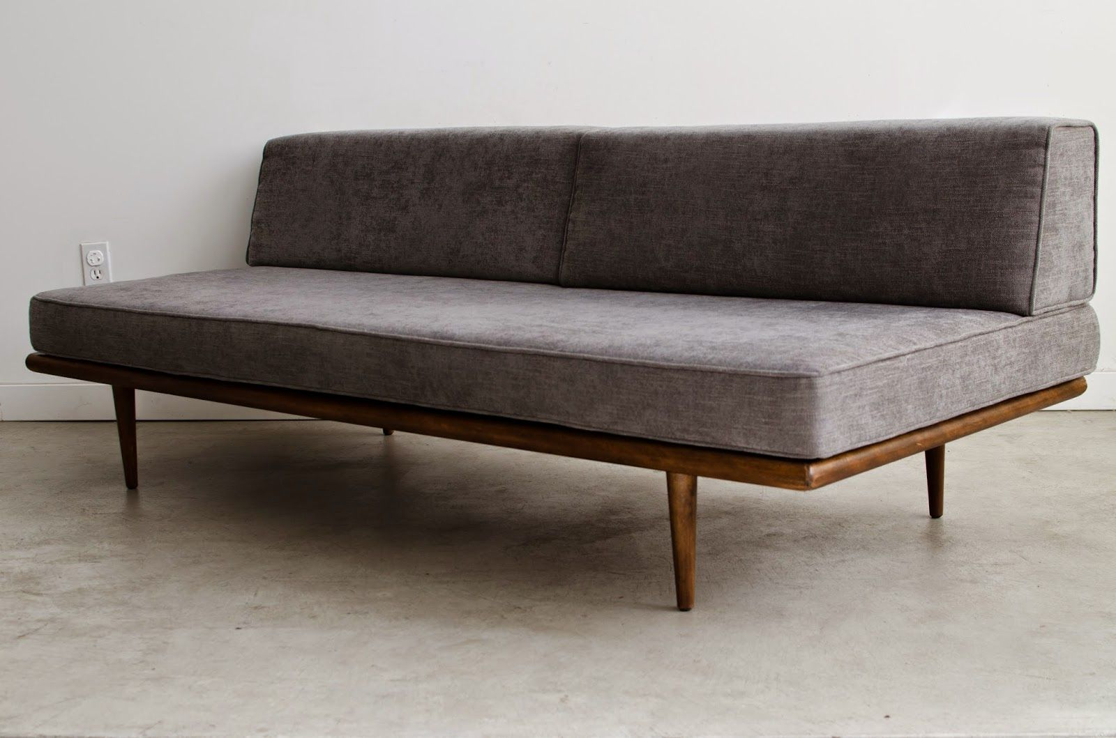 George Nelson For Herman Miller Daybed C 1950 S For More Info  # Muebles George Nelson