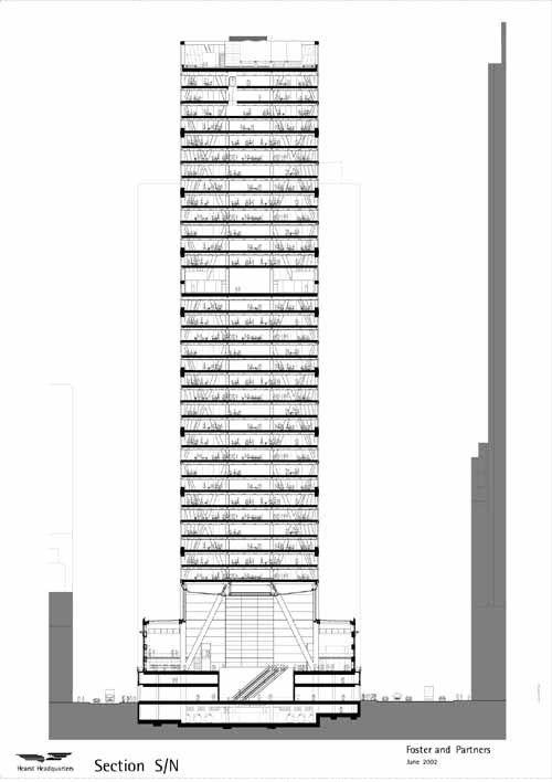 Hearst Tower New York Architecture Information
