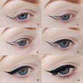 Photo of Cat Eye Make-up Ideen, Tipps und Anleitungen – Mode, Schmuck, Make-up, Schuhe, T…
