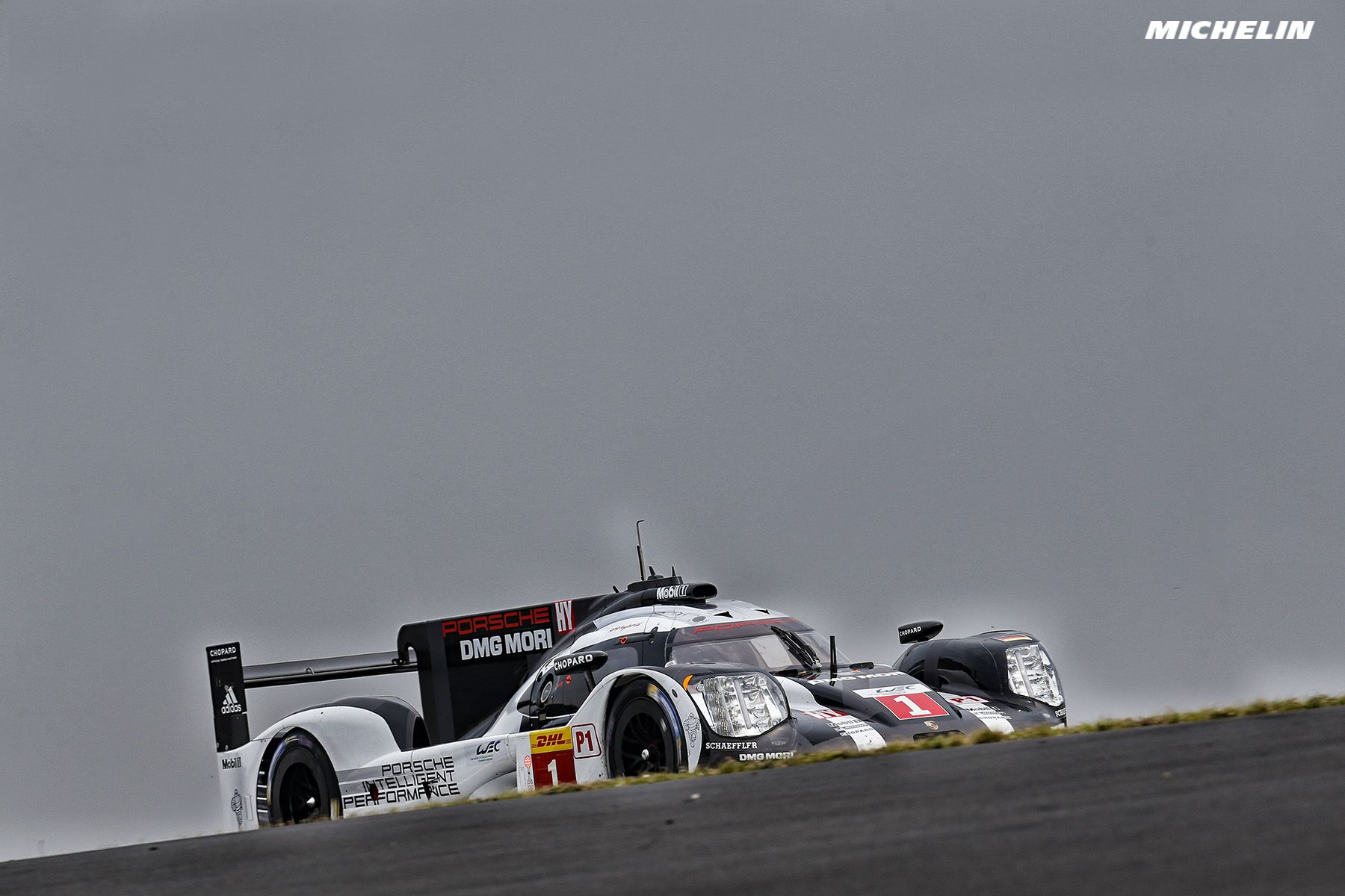 6 Hours of Nürburgring (WEC): victory for the N°1 Porsche/Michelin