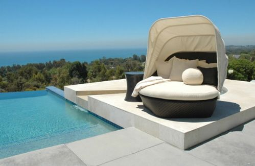 Marvelous Outdoor Cabana Agassi Graf Kreiss Collection