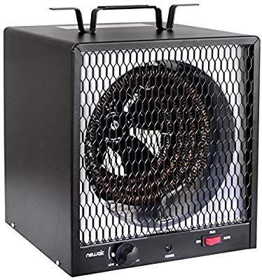 NewAir G56 5600 Watt Garage Heater - Get Fast Heat for 560 ...
