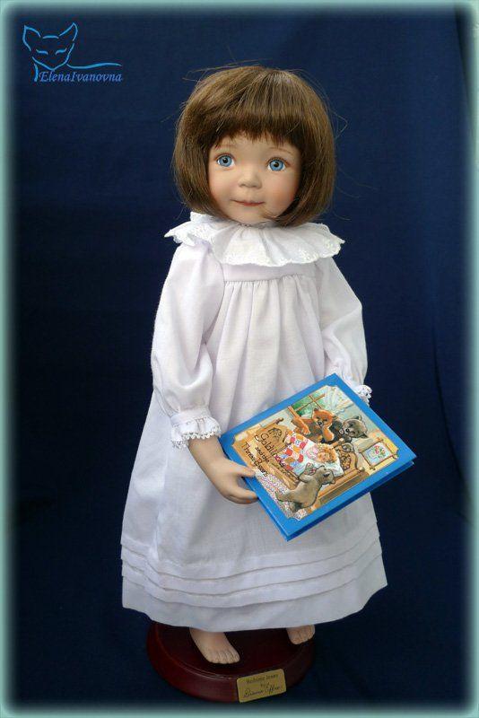 Классическая серия Дианны Эффнер. Dianna Effner's Classic Collection / Коллекционные куклы Дианы Эффнер, Dianna Effner / Бэйбики. Куклы фото. Одежда для кукол