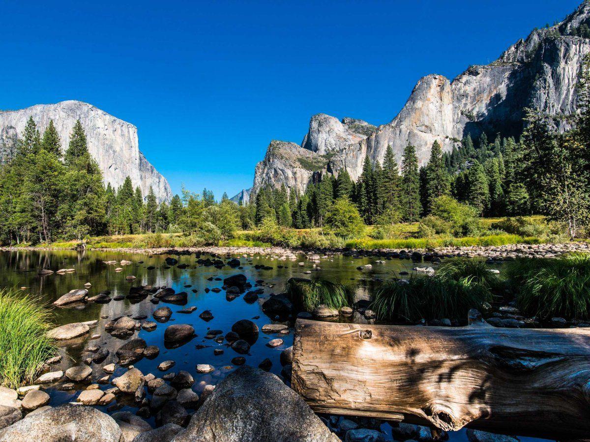 Yosemite National Park in central California
