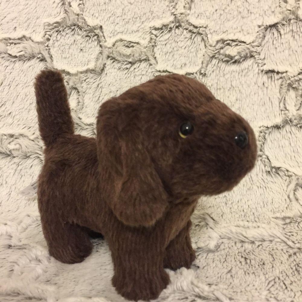 American Girl Doll Dog Chocolate Chip Brown Chocolate Lab Dog Pet