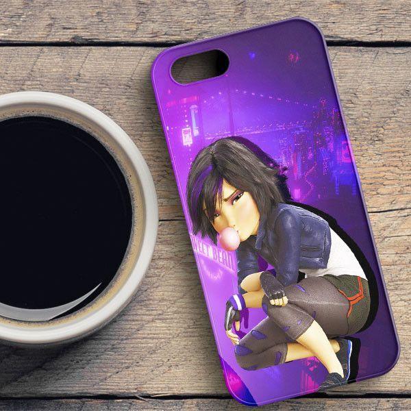 Big Hero 6 Go Go Tomago iPhone SE Case   casefantasy