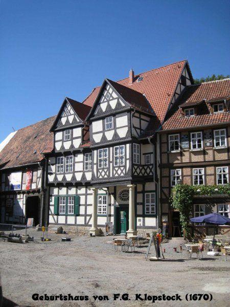 Beah beschreibt das charmante Quedlinburg (mit Bildern